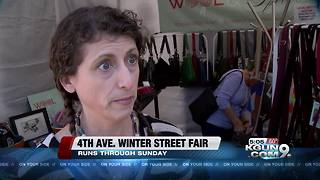 The Fourth Avenue Street Fair kicks off Friday - Video