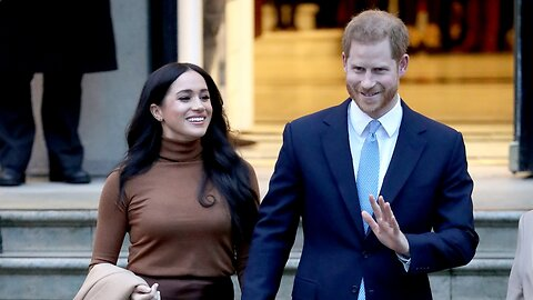 Harry And Meghan Will Drop 'Royal' Tag From Their New Brand