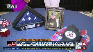 Songwriters 4 Vets country concert benefits local veterans - 7am live report