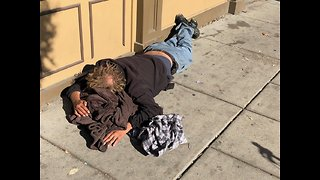 Shop Owners ask for help dealing with Homeless