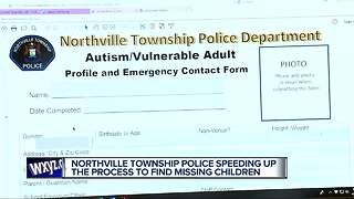 Northville rolling out potentially life-saving software for children with autism - Video