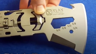 Klax Lumberjack, the Hand Tool That Does It All