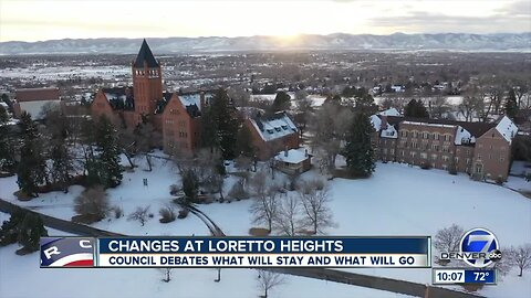 New development coming to Loretto Heights after city council approval