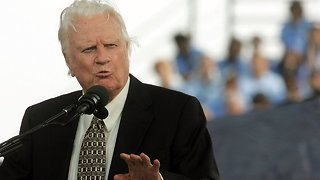 Rev. Billy Graham Will Lie In Honor At US Capitol