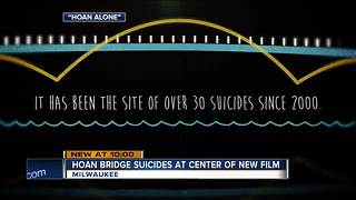 'Hoan Alone' documentary explores suicide and the Milwaukee landmark - Video