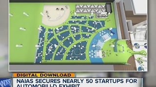 NAIAS secures nearly 50 startups for Automobili-D exhibit - Video