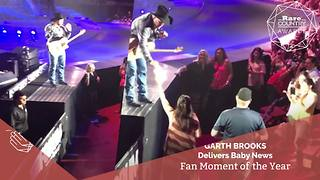 Fan Moment of the Year | Rare Country Awards - Video