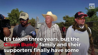 Cliven Bundy Case Declared Mistrial - Video
