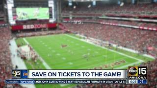 Which site has the best price for Arizona Cardinals tickets? - Video