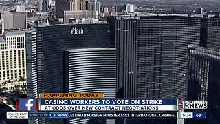 UPDATE: Culinary union strike vote could affect daily commute