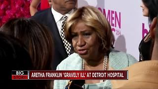 Detroit church where Aretha Franklin's father once pastored to hold prayer service for iconic singer - Video