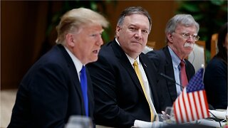 Trump Denies Conflict With Foreign Policy Advisors Over Iran Policy