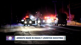 Arrests made in deadly Lewiston shooting