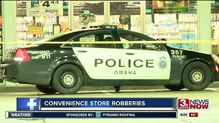 String of robberies continues in Omaha - Video