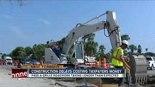 Construction delays costing taxpayers money - Video