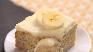Delightful banana cake recipe - Video