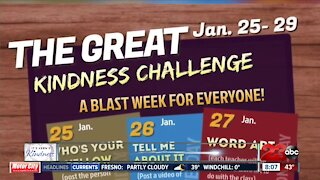 East High participates in The Great Kindness Challenge