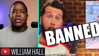 Steven Crowder BANNED From Youtube AGAIN!