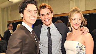 KJ Apa Coming BETWEEN Lili Reinhart and Cole Sprouse!!? - Video