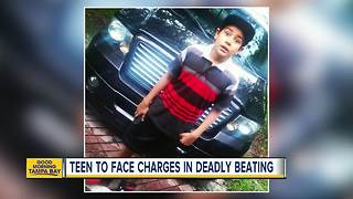 Teen beaten to death by friend with baseball bat - Video