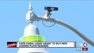 Cape Coral approves installation of new license plate readers