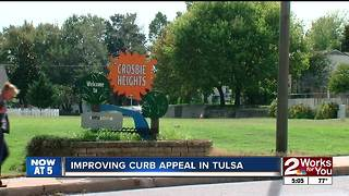 Tulsa neighborhood grant program launches to target blighted areas - Video