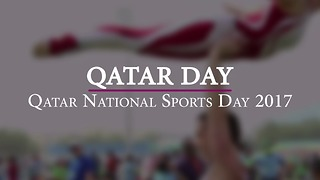 Qatar National Sports Day 2017 - Video