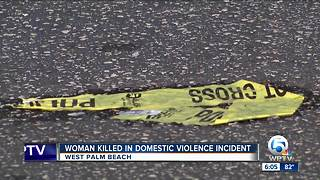 Police investigate overnight West Palm Beach fatal shooting