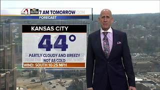 Gary Lezak Monday Evening Forecast Update 2 6 18 - Video