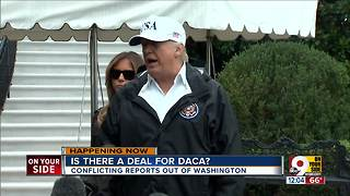 Is there a deal for DACA?