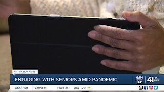 Engaging with seniors amid pandemic