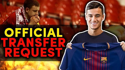 Philippe Coutinho Hands In OFFICIAL Transfer Request!  | #VFN