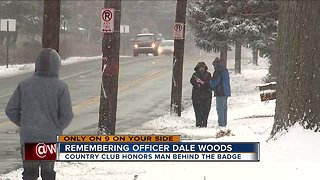 Remembering Officer Dale Woods - Video
