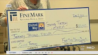 Giving Tuesday: United Way of Lee, Hendry, Glades, and Okeechobee