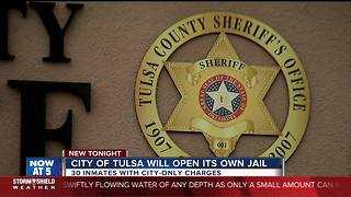 City of Tulsa works to reform jail services - Video