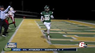 HIGHLIGHTS: Greenwood 34, Mississinewa 27 - Video