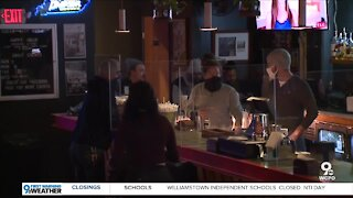 Local bars, restaurants face new obstacles after state's curfew lifted