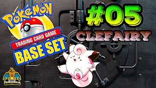 Pokemon Base Set #05 Clefairy | Card Vault