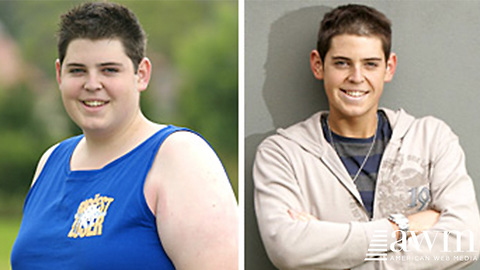 A Decade After Teen Won 'The Biggest Loser,' Cameras Catch Up With Him To See How He Looks