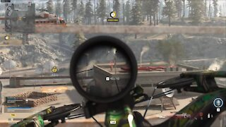 Epic compilation of crossbow kills in Call of Duty: Warzone
