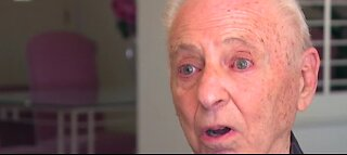 WWII veteran Jerry remembers storming beaches