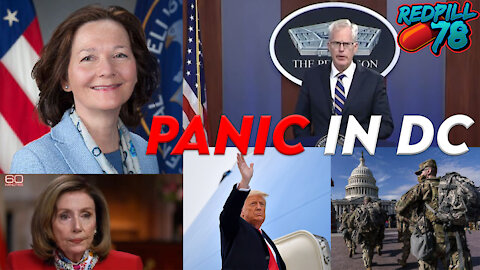 POTUS Farewell Address, Clock Is Ticking, Panic In DC