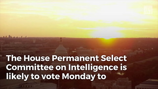 House Intel Vote To Declassify Memo On Obama Spying Of Trump Aides Likely Tonight - Video