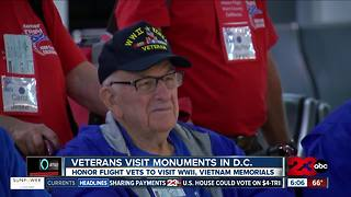 House Majority Leader Kevin McCarthy talk about Kern County Honor Flight - Video