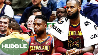 Dwyane Wade ALREADY Wants Out of Cleveland?! -The Huddle - Video