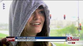 Creighton issues crime bulletin after incident - Video