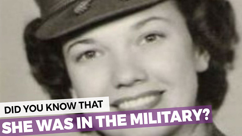 Before She Was An Actress, She Was A Marine