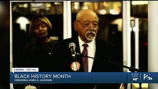 Black History Month: Honoring James O. Goodwin