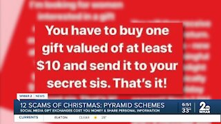 Social media gift exchanges costing consumers more than a present - Day 5 of 12 Scams of Christmas