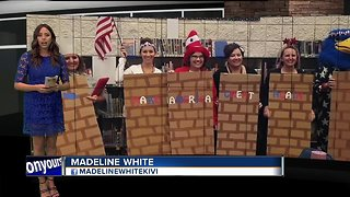 School staff pictured in offensive Halloween photos placed on administrative leave
